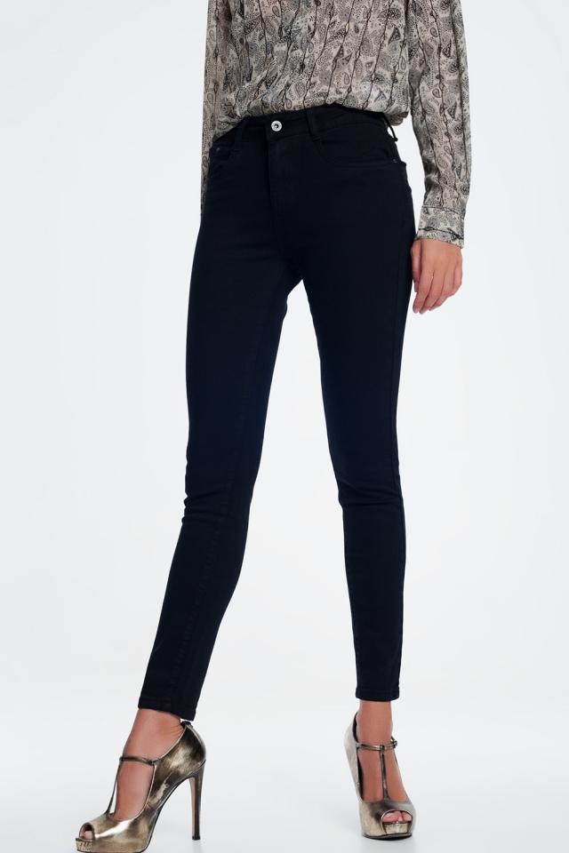 Jean skinny - Noir